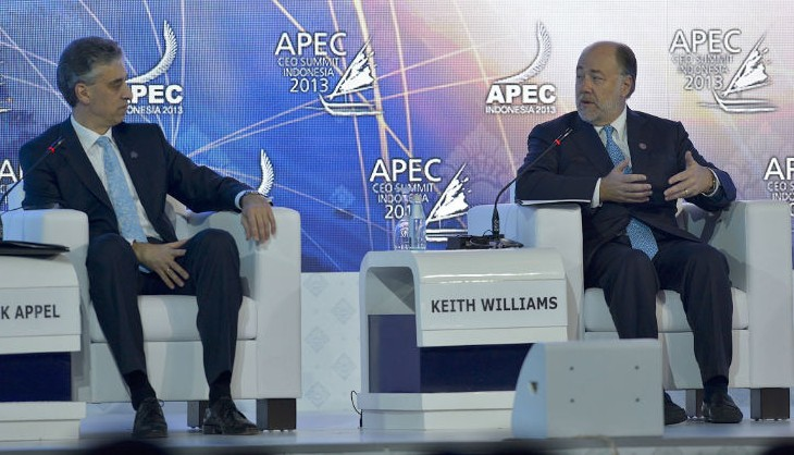 UL Executives to Attend APEC CEO Summit Nov. 9-10