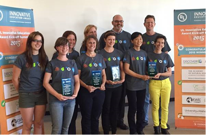 UL Announces Innovative Education Award Winners