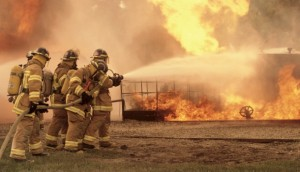 DHS Grants support UL fire research
