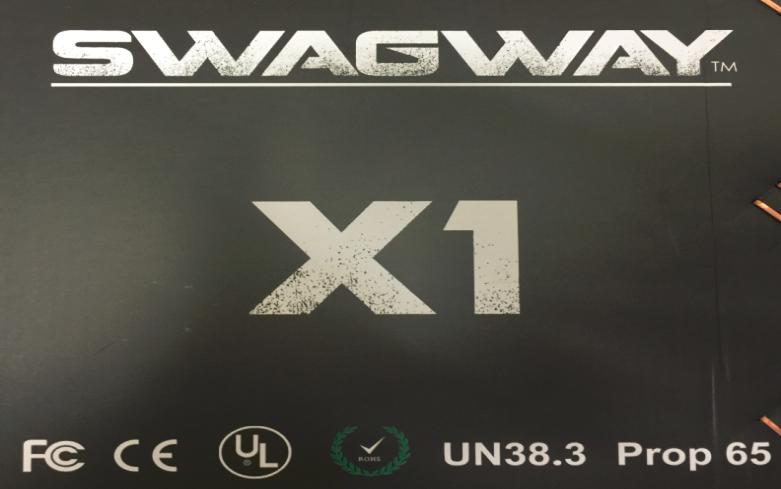 counterfeit UL mark on swagway