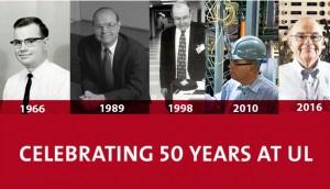 John Drengenberg 50 Years