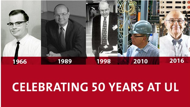 "Embodying UL's Mission: An Inside Look at the 50-Year Career of ""Mr. Safety"""