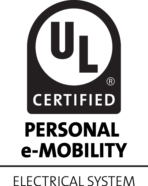 UL Personal e-Mobility mark