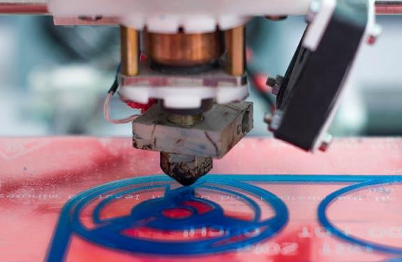 Image: 3-D Printing