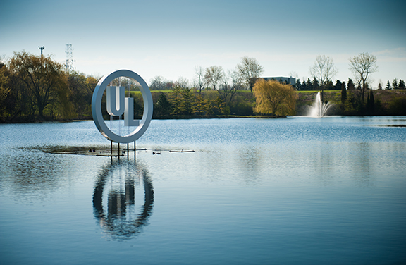 Image: UL Headquarters (lake)
