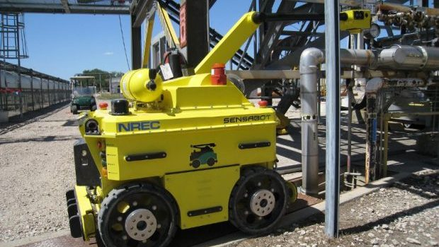 Innovative Robotic Technology Improves Safety in Hazardous Locations