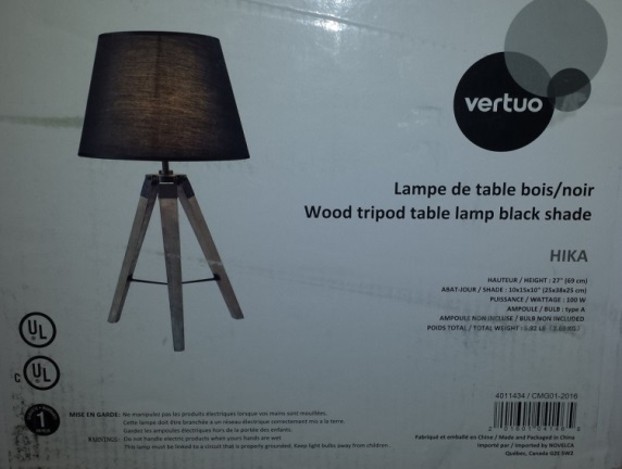 Ul Warns Of Unauthorized Ul Marks On Floor And Table Lamps