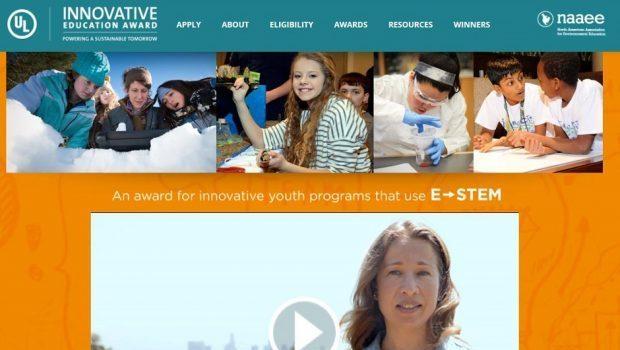 The 2016 UL Innovative Education Award Winners Announced