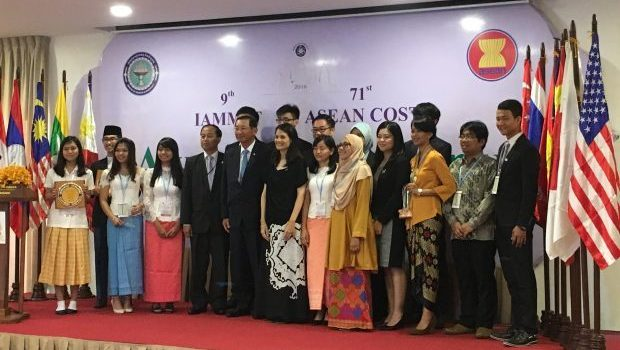 ASEAN Honors Winners with Women in Science Prize