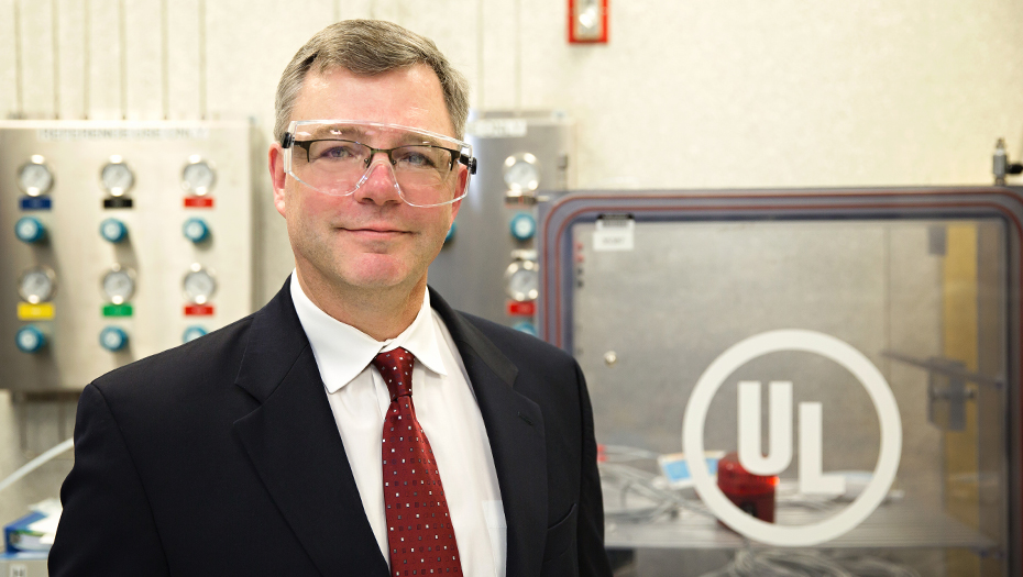 UL Researcher Breaks Down Silos Between Workplace Health & Safety