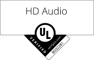 UL HD Audio Verification Mark