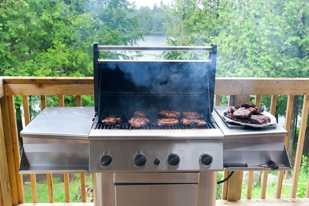 "Gas grill testing undergoes the ""works"""