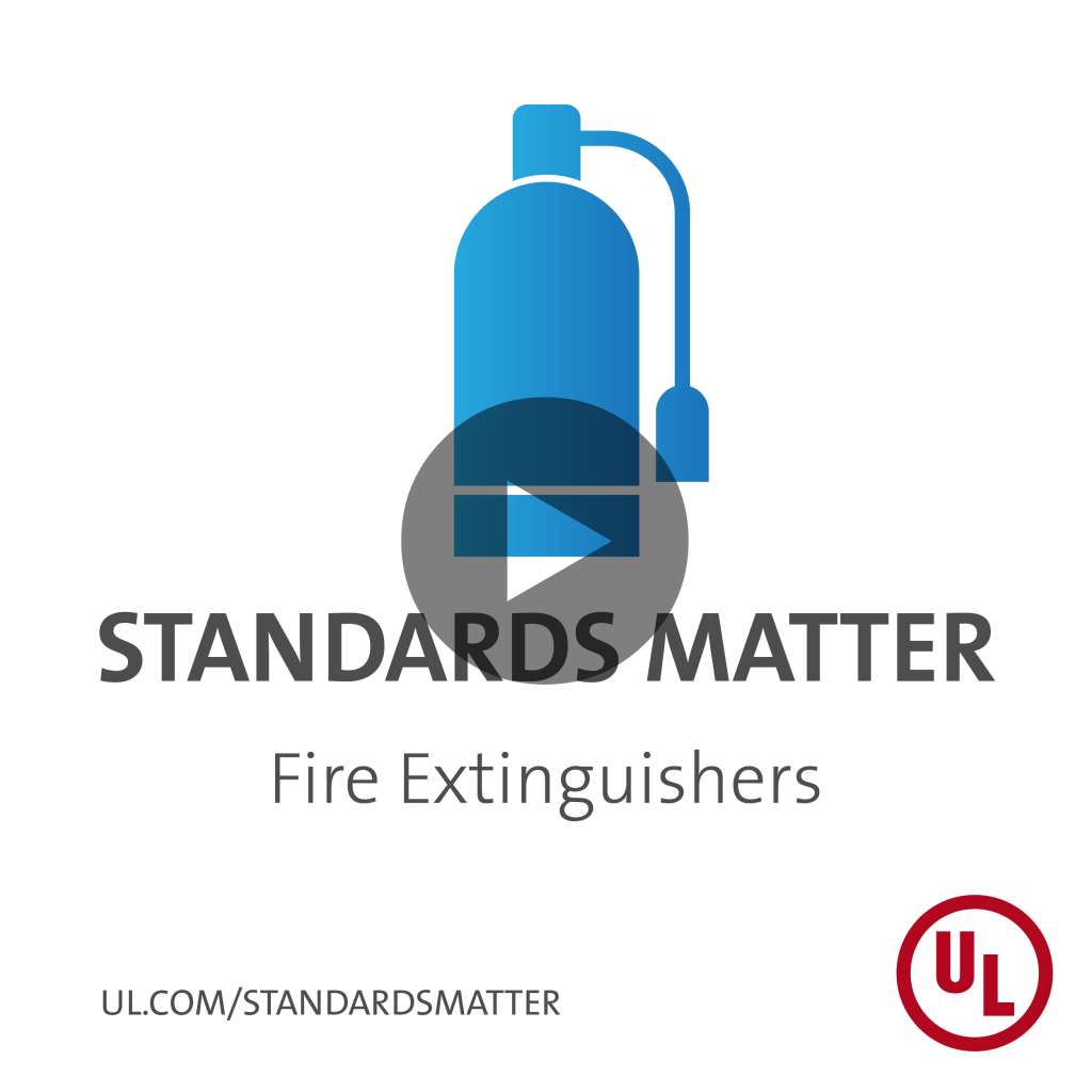 fire extinguisher(video)