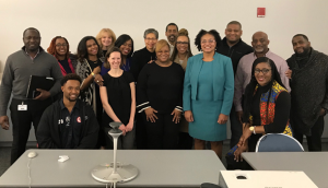Members of the African American, Black Business Group