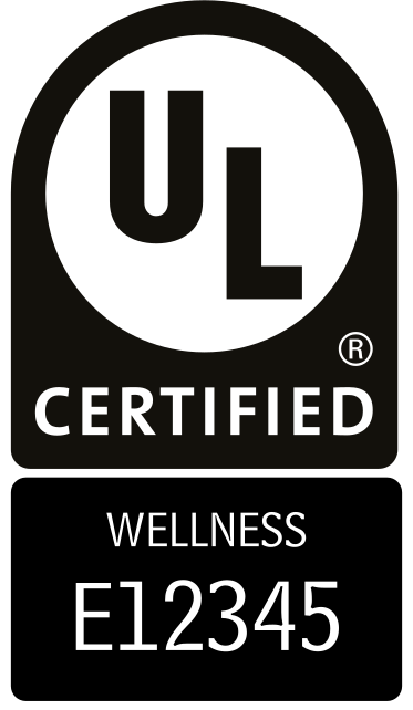 UL Wellness Certification Mark