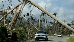 Natural disasters hurt Puerto Rico, destroying its infrastructure