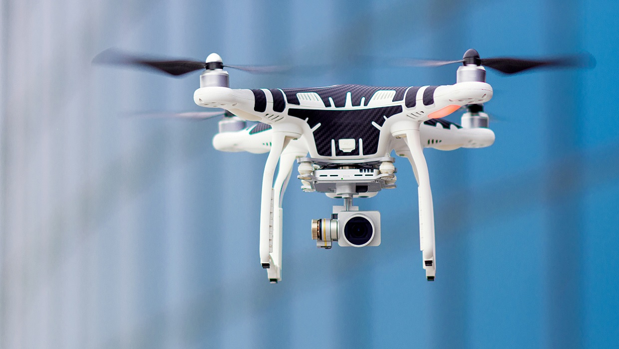 UL 3030 helps drones fly.