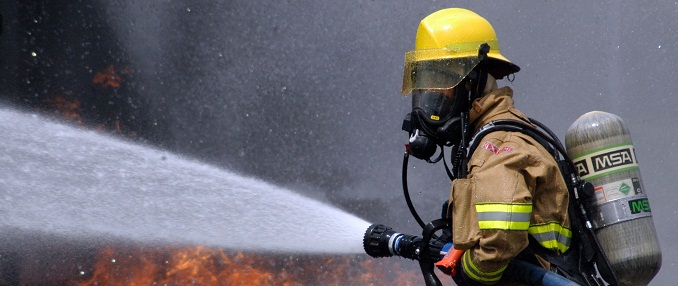 Basement burn tests save lives