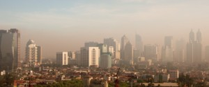 Fact: Air pollution kills more people than AIDS and malaria combined