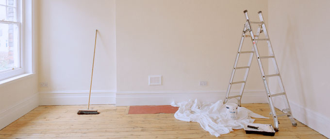 Minding your VOCs: Indoor air quality and painting