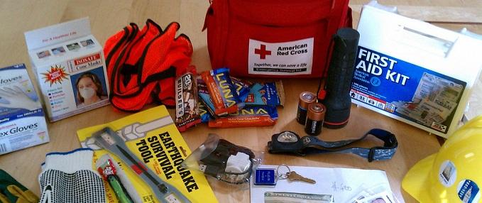 Storm safety preparation