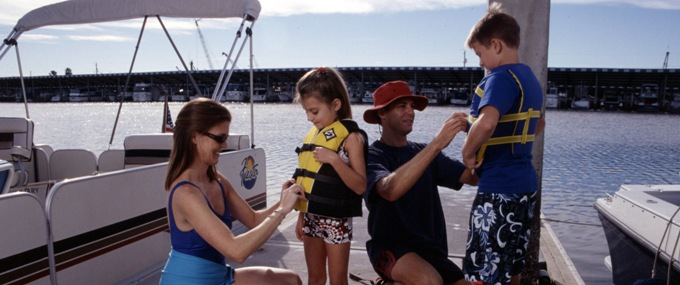 Lifejacket selection and use guide