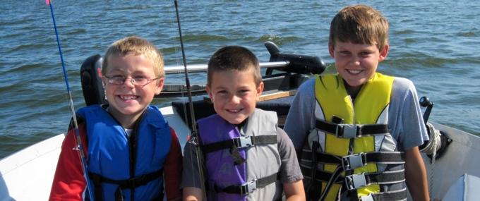 Safe boating information