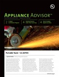 Appliance Advisor, 2012, Issue 6