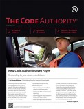 The Code Authority, 2013, Issue 1
