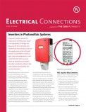 TCA: Electrical Connections, 2012, Issue 1