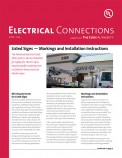 TCA: Electrical Connections, 2012, Issue 3