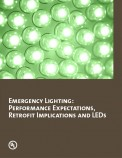 Emergency Lighting: Performance Expectations, Retrofit Implications and LEDs