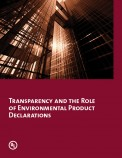 Transparency and the Role of Environmental Product Declarations