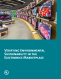 Verifying Environmental Sustainability in the Electronics Marketplace