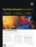 The Fire & Security Authority, 2015, Issue 1