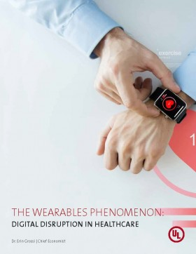 The Wearables Phenomenon: Digital Disruption in Healthcare