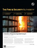 The Fire & Security Authority, 2016, Issue 1