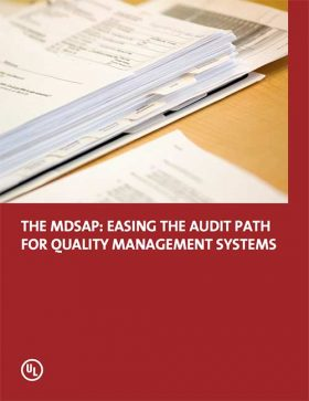 The MDSAP: Easing The Audit Path For Quality Management Systems