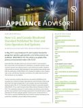 Appliance Advisor, 2018, Issue 4